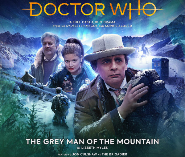 Review-Doctor Who: Grey man of the mountain