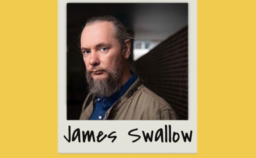 Episode 244: James Swallow interview