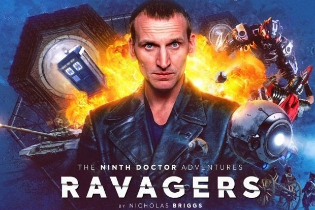 Review-Doctor Who – The Ninth Doctor Adventures Vol 1: Ravagers